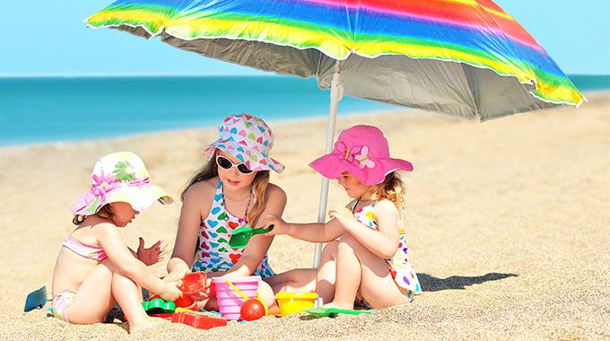 dzieci-parasol