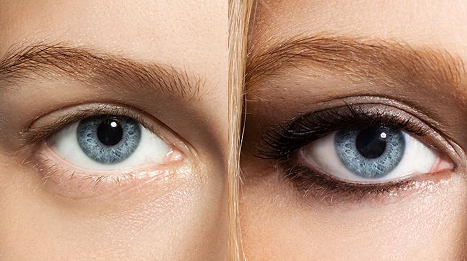 Makijaż Oczu Głęboko Osadzonych Blog Makijaż