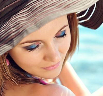 Modny makijaż na lato