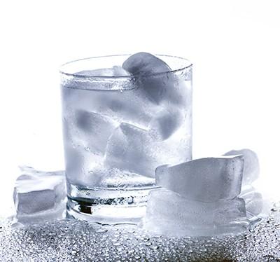 woda lodowcowa