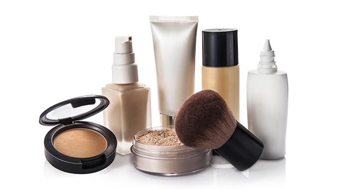 Kosmetyki z efektem blur