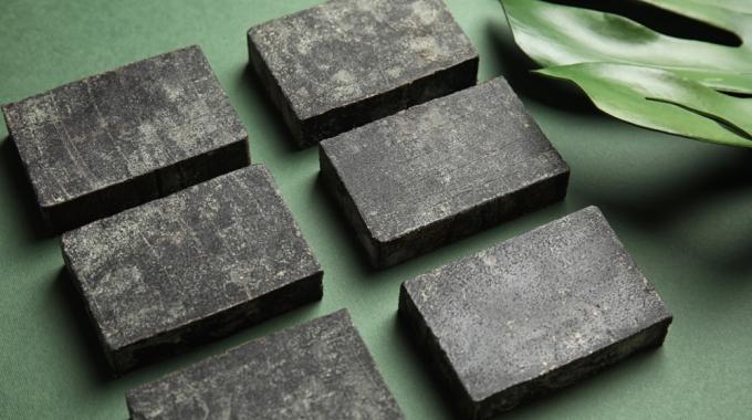 Czarne mydło afrykańskie